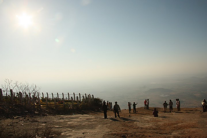 One Day Trek to Nandi Hills